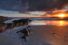 The breakthrough (@Gking_photo) Tags: light sunset