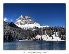 Lake Misurina (PhotoArt Images) Tags: explore photoartimages