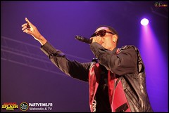Wayne Wonder @ Reggae Splash Tour