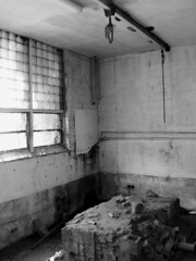 Nightmare (rushforsutherland) Tags: county school abandoned rural high closed kentucky ky mc abandon derelict napier perry hazard