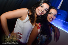 Caf de La Musique 16.06 (Lukasan Ferreira) Tags: girls make club dance nice day image great picture fisheye special stop rogerio click panico pedrinho ferreira carolzinha narizinho cafedelamusique panicat maquiador buetifull panicats lukasan minerato lukasan18