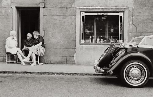 Vintage Conversation by TomFahy.com, on Flickr