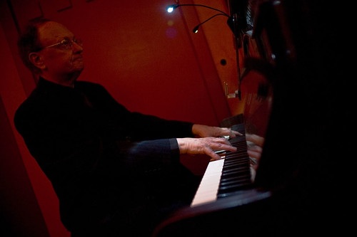 Pianist Forrester Pyke provides music for Feel My Pulse