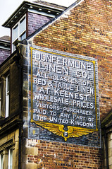 Dunfermline Linen Co. (_K5A1780) (Ross G. Strachan Photography) Tags: building brick sign table scotland bed fife linen company wholesale dunfermline newrow