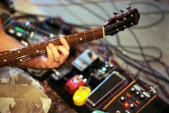 MinoltaXGM_07031205e (Mark Dalzell) Tags: max slr 35mm 50mm minolta kodak guitar 400 pedals budda danelectro moog gretsch electromatic moogerfooger f17 xgm ehx
