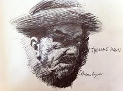 Thomas Mann (Andrea Rugarli) Tags: venice portrait mountain death thomas andrea magic writer mann buddenbrooks rugarli