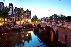 Summer nights (Jinna van Ringen) Tags: city longexposure summer amsterdam canon europe cityscape ringen 5d jorinde jinna 5dmarkii jorindevanringen jinnavanringen chanderjagernath jagernath jagernathhaarlem