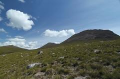 approaching Ben More Coigach (Francis Mansell) Tags: mountain scotland highlands scottishhighlands benmorecoigach coigach