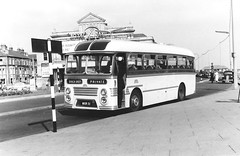 Private hire to Great Yarmouth. (steve vallance coach and bus) Tags: greatyarmouth willowbrook leylandtigercub wxr51 birchbros