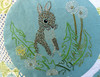 "Dandelion Bunny Embroidery (2) • <a style=""font-size:0.8em;"" href=""http://www.flickr.com/photos/29905958@N04/7527142782/"" target=""_blank"">View on Flickr</a>"