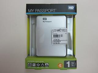Western Digital My Passport 2012 (1TB)