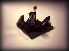 Mission 1.3; Dantooine (Toro .) Tags: lego clone vignette toro cp21