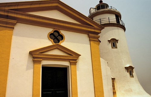 Chapel of Our Lady of Guia & Lighthouse