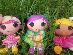 The Lalalittles (lalal00psy) Tags: big dolls cookie little top spice spot sugar scribbles peanut squirt crumbs splash splatter sprinkle lalaloopsy
