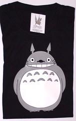 Remera Totoro (Lady Krizia) Tags: tshirt cine totoro miyazaki animation movies japon vinilo remera hayao wilwarin remeras estampado termoestampado