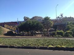 Chao (larz619) Tags: california park street graffiti zee spraypaint chao