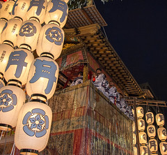 KYOTO DAYS ~ Gion-Matsuri Festival (junog007) Tags: light summer people festival japan night nikon kyoto gion 28300mm d800 gionmatsuri gionmatsurifestival