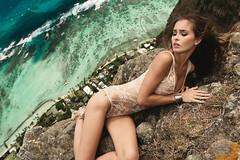 20120503_Kamehame_0078 (Kurt Chambers) Tags: ocean hawaii model oahu blueeyes location blonde americanapparel hawaiikai kamehame buxom micael