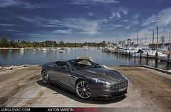 Aston Martin Dbs V12 Volante Convertible Aston Martin Dbs Volante Jan