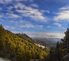 Nathia Gali Mountain Range (nabeel461) Tags: photography pakistan punjab peak azad sky travel trip trek trees canon camera clouds colors 6d 1740mm landscape mountains nathia gali range abbatabad kashmir murree