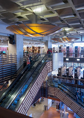 _DSC8461 (exceptionaleye) Tags: availablelight architecture sandiego southerncalifornia sony sonyphotographing library publiclibrary a7ii sonya7ii interior interiors publicspace centrallibrary sandiegocentrallibrary