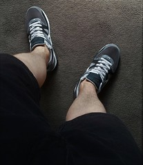 Nikes with Shorts (DCshoesboy92) Tags: freeballing sockless freeball friend nike