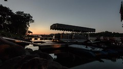 LAKE KOSHKONONG (Jovan Jimenez) Tags: lake koshkonong wisconson time wisconsin timelapes lapes tokina 1116mm canon eosm3 eos m3 50mm f12 nature landscape boat water mist sun rise golden hour edgerton