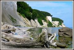 White cliffs of Rgen (Rolf Brecher) Tags: rgen kreidefelsen nationalparkjasmund meer ostsee natura