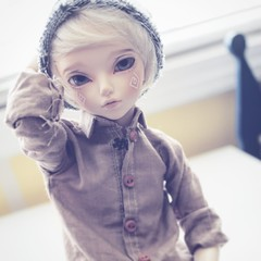 It's been way too long!!! (pokori) Tags: minifee mnf bjd fairyland rheia boy ns msd active line normal body