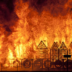 "The Great Fire of London<a href=""http://www.flickr.com/photos/28211982@N07/28838396863/"" target=""_blank"">View on Flickr</a>"