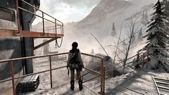 Lara (freelanceartist2) Tags: laracroft riseofthetombraider tombraider game screenshot lara croft siberia bestgame nature