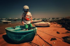David... (hobbit68) Tags: beach sky wolken clouds himmel sommer sonnenuntergang hafen ozean andalucia boats outdoor kste sonne old strand canon boote main port wasser sonnenschein alt holiday sunset playa espana spanien urlaub ufer verfallen meer