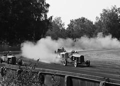 P9100208 (Rene_1985) Tags: olympus pen f panasonic 425 mm 12 bw sw asph dg nocticron hindenberg dirt track racing race dust black white