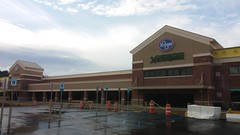 On-Foot Close-Up (Retail Retell) Tags: kroger marketplace v478 hernando ms desoto county retail construction expansion project