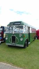 Reg: RFE482 Linconshire Bristol SC4LK Bus (bertie's world) Tags: lincolnshire steam rally 2016 bus lincoln showground reg rfe482 linconshire bristol sc4lk