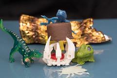 Under Siege (seal1997) Tags: 1dxmarkii candy chocolate ef100mmf28lmacroisusm isolated llens macro macromondays sharp sweetspotsquared canon sweetspot toy wa snohomish washington unitedstates us