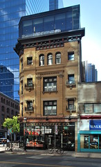 Dineen Building (Marcanadian) Tags: toronto ontario canada downtown summer 2016 city building architecture yonge temperance street