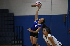 09-14-16 Varsity Volleyball vs Fallon By Dylan Kalkoske and Peyton Capellen (thelowrybrand) Tags: thelowrybrand thebrand lowryhighschool lowry volleyball