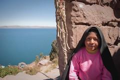 EVA (dolce Eva) | ISLA TAQUILE | LAGO TITICACA ~ 3812 m | PUNO | PER | 2016 (Leo210321) Tags: instagramapp square squareformat iphoneography uploaded:by=instagram latergram maldiperu memoriesofperu peruviandays islataquile lagotiticaca titicaca igpuno igerspuno ande per peru latinoamerican people reallife nikon nikonitalia