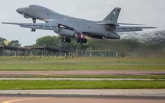CROOK 01 (Newage2) Tags: fairford usaf af86127 b1b lancer bone afterburner jet raf
