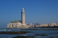 Hassan-II.-Moschee (a.renate) Tags: arenate nikond5100 casablanca hassaniimoschee moschee moske mesquita marokko explore