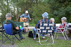 1336 (Jean Arf) Tags: trumansburg ny newyork summer 2016 cayuga lake kerry music guitar jim yvie joanne kevin annie dog