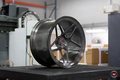 Vossen Forged- LC Series LC-104 - Dark Smoke - 45844104 -  Vossen Wheels 2016 -  1002 (VossenWheels) Tags: brushed darksmoke forged forgedwheels lc lcseries lc104 madeinmiami madeinusa vossen vossenforgedwheels vossenwheels wheels vossenwheels2016