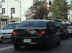 AA0077EK (Vetal 888 aka BB8888BB) Tags: toyota avalon licenseplates ukraine kyiv  aa0077ek aa   0077