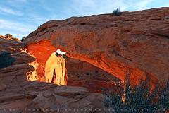 Mesa Arch Sunrise (Matt Thalman - Valley Man Photography) Tags: utah arch canyonlandsnationalpark mesaarch sunrise