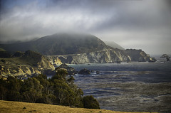 Bixby Creek Bridge (robbar74) Tags: bixbycreekbridge bigsur monterey fog nebbia ponte california usa