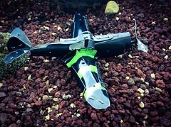 Soda can plane (Brick Operator) Tags: plane ww2 wwii soda pop fizzy can rocks monster drink