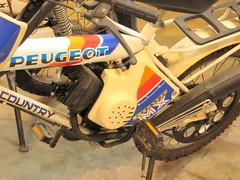 20120129 Nimes Gard France - Salon Prestige et collection - Peugeot Country 49cc-003 (anhndee) Tags: france moto nimes gard motorrad byke langhedocroussillon