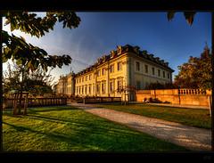 Ludwigsburg (Kemoauc) Tags: light sunset castle nikon schloss hdr ludwigsburg topaz d90 photomatix nikond90 kemoauc