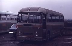 Anglia of the coachworld! (beckingtonian) Tags: rugeley greenbus aecreliance birchbros willowbrookviscount